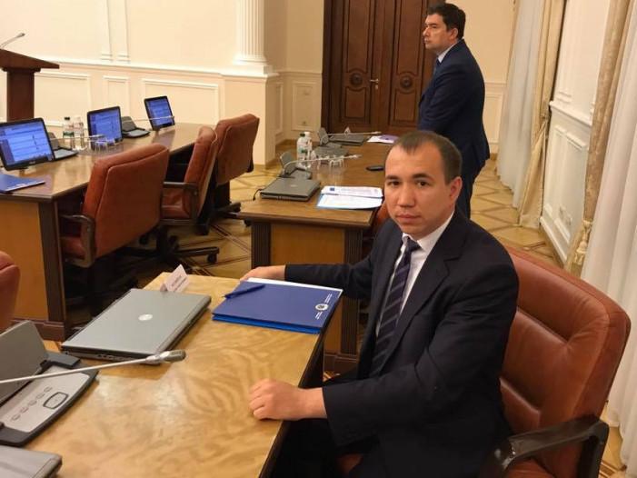Перший заступник Володимир-Волинського міського голови Ярослав Матвійчук