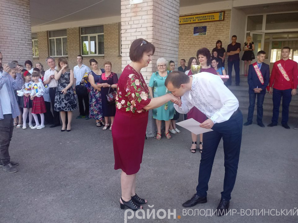 У ЗОШ№5 вітали педагогів із здобутками та досягненнями у цьому навчальному році