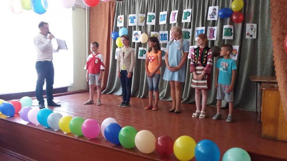 Програма Турніру складалась із конкурсів: «Презентація професії», «Намалюй професію», «Пантоміма» та «Танець професії».