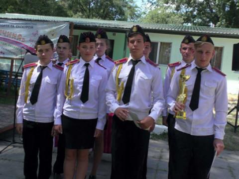 Рій «Безстрашні» Володимир-Волинської школи-інтернату