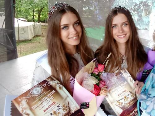 В результаті, перемогу та головний грошовий приз здобули сестрички Катерина та Зоряна - художниці, волонтерки та просто красуні.