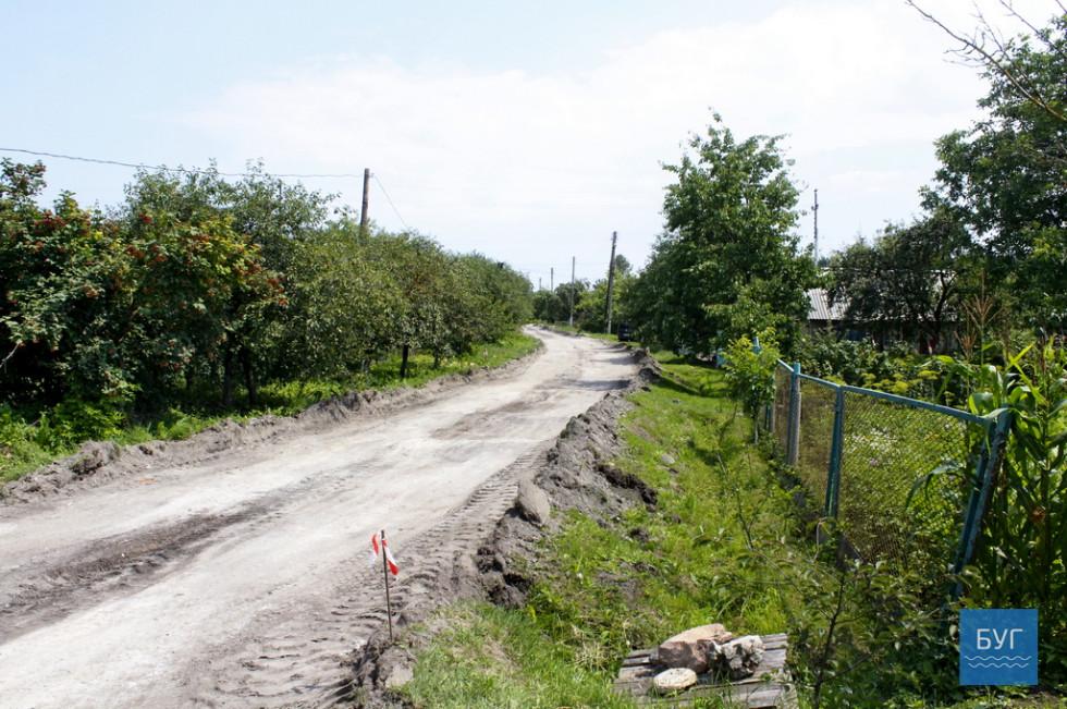У 2018році у Володимирі-Волинському встигли покласти асфальт на 5-тидорогах