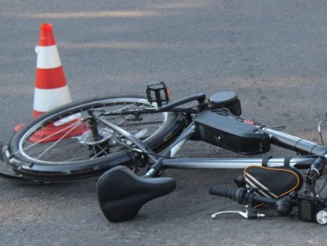 У Володимирі збили велосипедиста