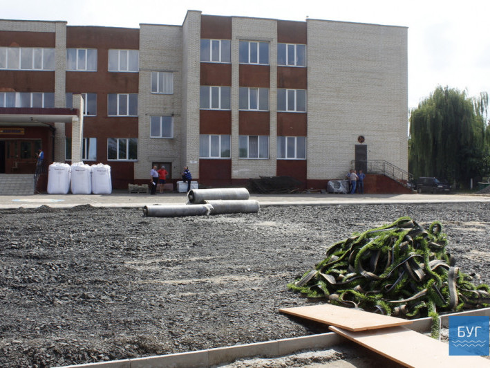 У Володимирі-Волинському такий об'єкт будується уперше