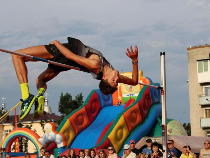 Володимирчани мали змогу побачити у своєму рідному місті захоплюючі справжні змагання високого класу