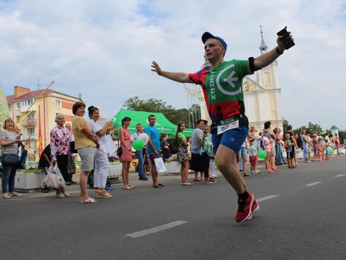 До речі, цьогоріч на забуг зареєструвалося кілька десятків учасників не тільки з Володимирщини