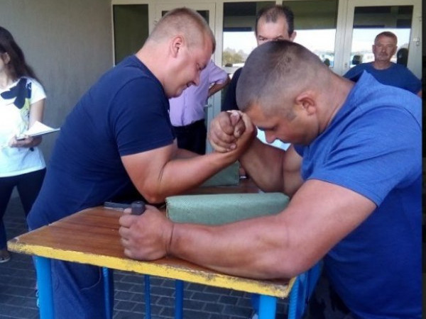 Змагання пройшли на територіїспорткомплексу «Олімп