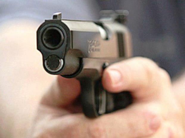 У 45-річного місцевого жителя вилучили пістолет