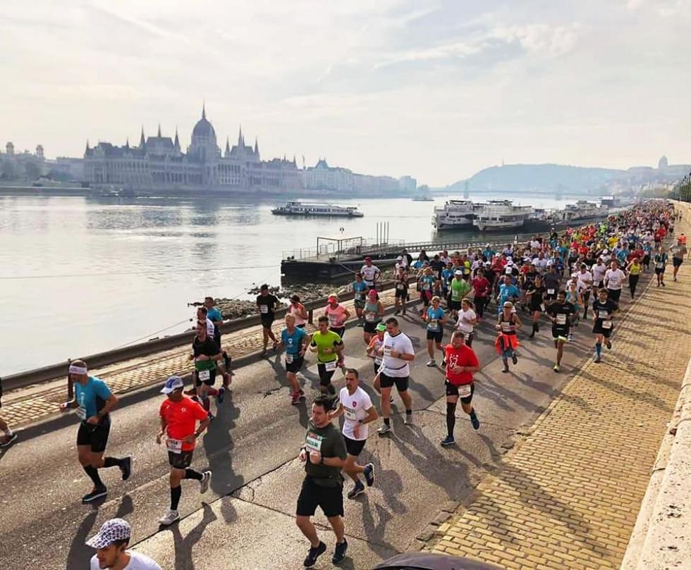 Марафон у Будапешті (SPAR Budapest Maratone)