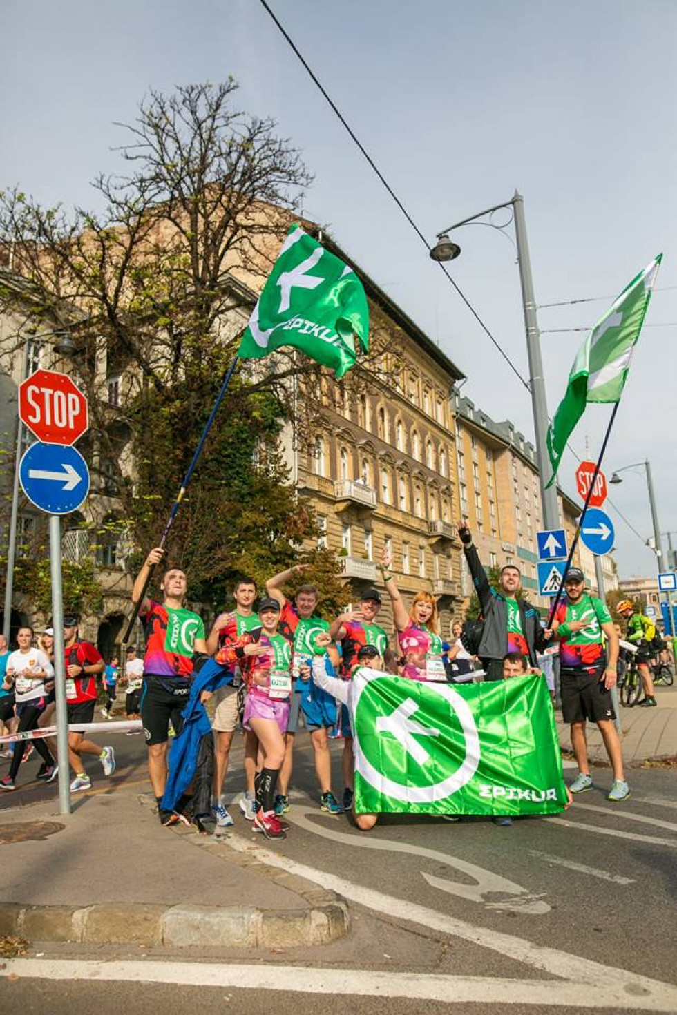 Епікурівці у Будапешті