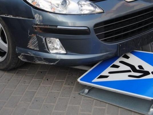 За минулу добу на Волині в ДТП травмувались водії та пішоходи