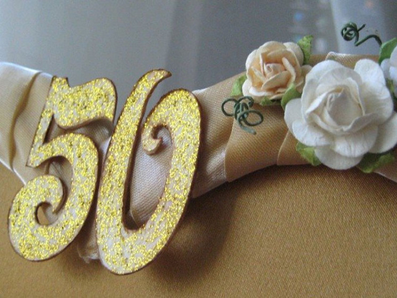 Відтепер можна офіційно відгуляти «золоте» «срібне» чи «порцелянове» весілля