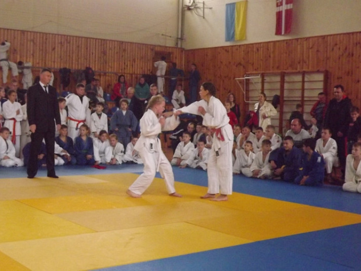 Представники шкіл дзюдо змагалися у Ковелі