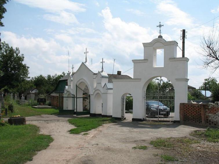 Ладомирський цвинтар є одним із найстаріших на Західній Україні
