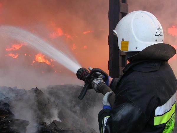 За минулий тиждень на Володимирщині сталися дві пожежі