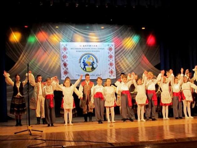 Волинські танцюристи та вокалісти вибороли призові місця на обласному фестивалі
