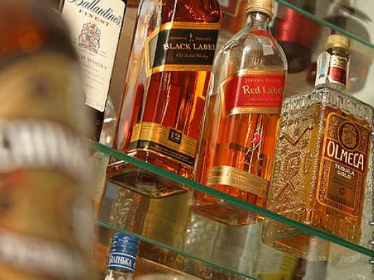 На Волині викрили крадія елітного алкоголю