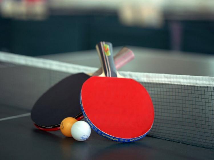 У Володимирі відбулися змагання з настільного тенісу серед учнів міських шкіл
