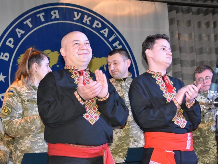 На Волині відбувся концерт в рамках Всеукраїнського патріотично-мистецького проекту «Браття Українці»
