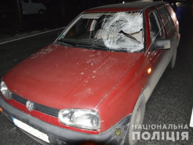 На автодорозі «Устилуг–Луцьк»–смертельна ДТП