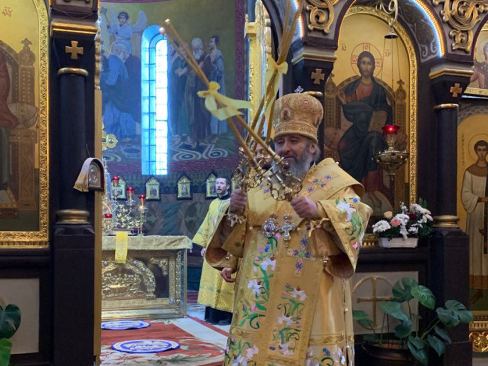 Митрополит  Володимир висловився про об'єднавчий собор