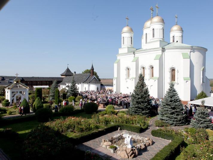 Святогірський Успенський Зимненський ставропігійний монастир