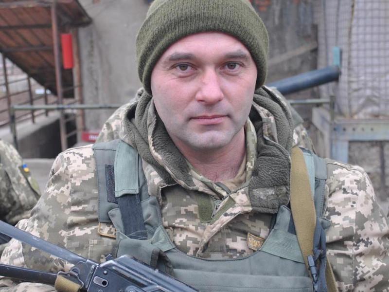 Президент нагородив військовослужбовця 14 ОМБр