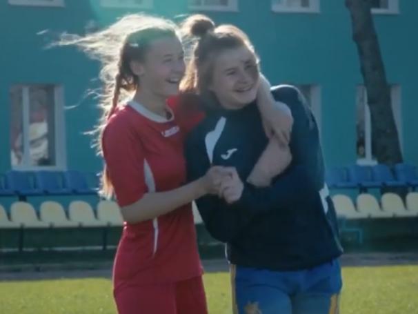 Футбольна команда з Володимира знялась у серіалі