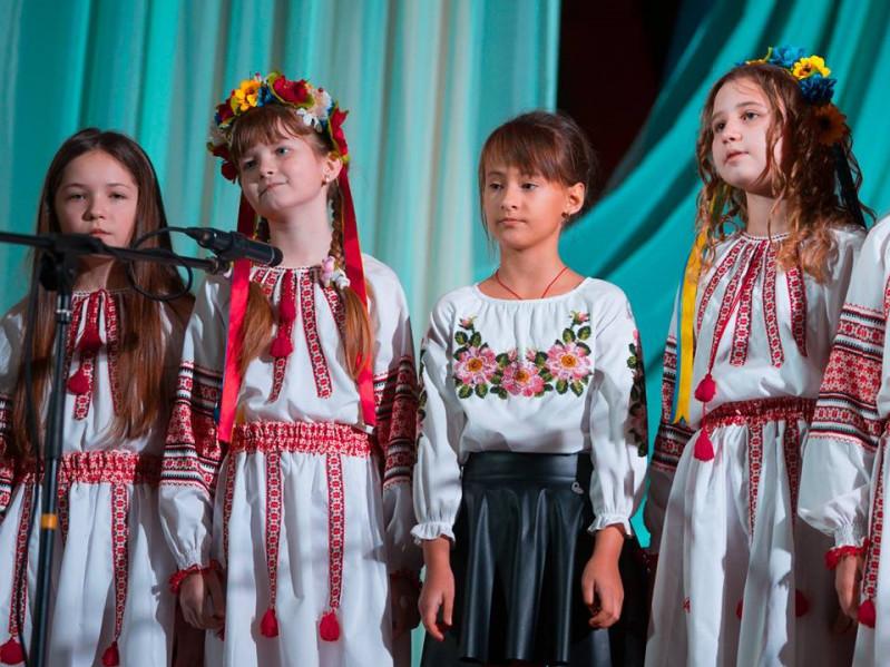 У Володимирі відбулося святкове дійство «З колядою в серці»