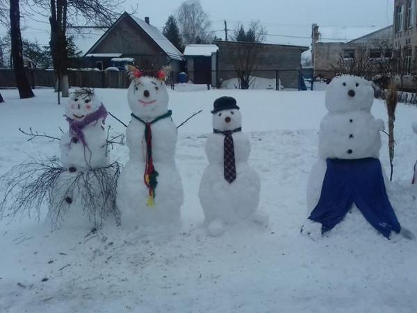 Школа на Володимирщині поповнилась новими, «тимчасовими» учнями