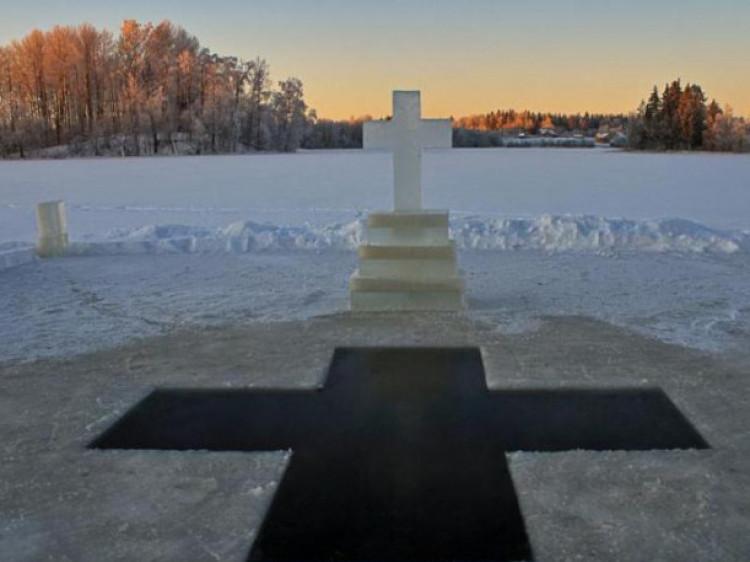 Володимирчан запрошують на Водохрещенські купання