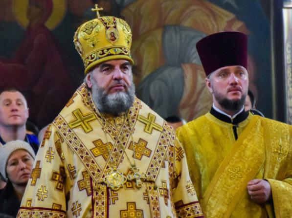 Президент нагородив екс-керівника Володимирської єпархії за розбудову ПЦУ