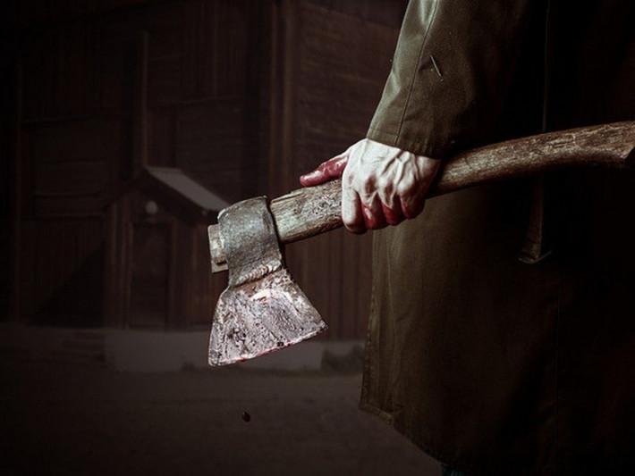 На Волині молодик вбив сокирою односельця