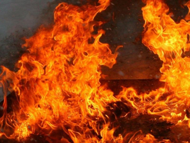 На Волині під час пожежі загинув молодий чоловік