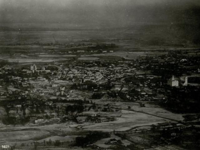 Показали, як сто років тому виглядав зимовий Володимир