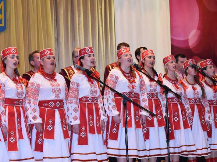 На Володимирщині відзначили День Соборності