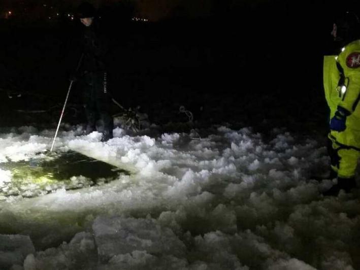 Тіло зниклого волинянина знайшли під кригою у Києві