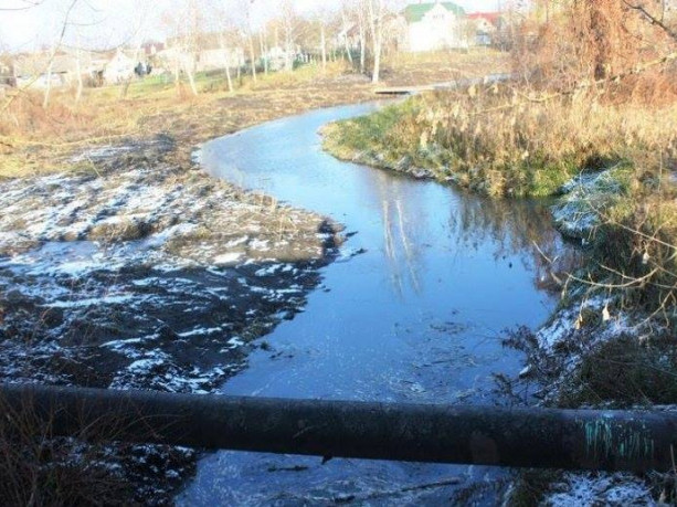 У Володимирі продовжать роботи з очищення русла річки Риловиця