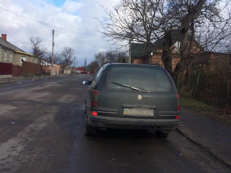 Володимир-Волинський, вул.Козацька
