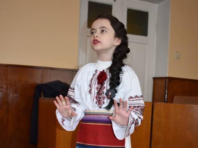 На Володимирщині назвали кращих юних читців поезії Лесі Українки