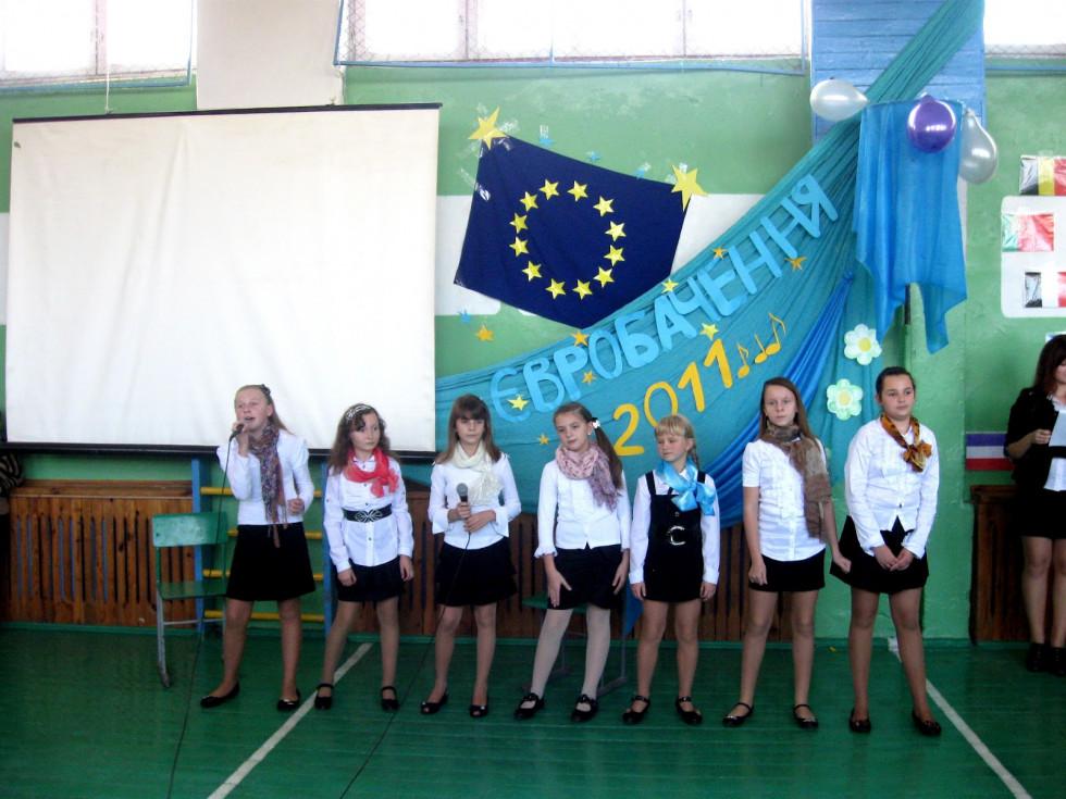 Щорічне проведення дитячого«Євробачення» в стінах гімназії стало вже традицією клубу