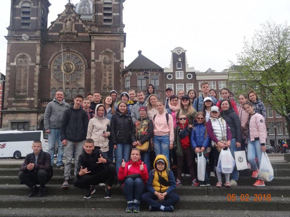 В рамках культурно-освітнього проекту «Візит в Європу» ми встигли ознайомитись із 12 містами Євросоюзу