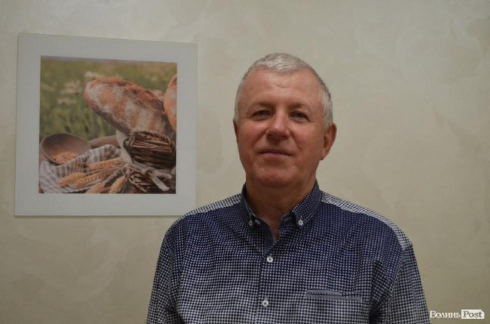 Головний інженер Володимир Ліщук