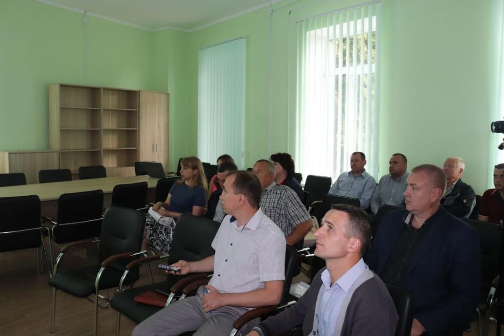 Програма дій сталого енергетичного розвитку та клімату до 2030 року у місті Володимирі-Волинському була затверджена на черговій сесії міської ради, пленарне засідання якої відбулося 26 червня 2018 року