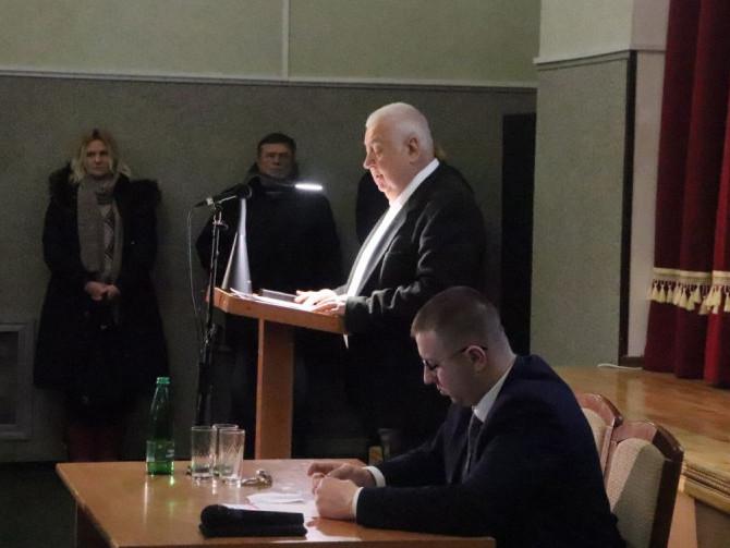 Про що звітував мер Володимира перед громадою