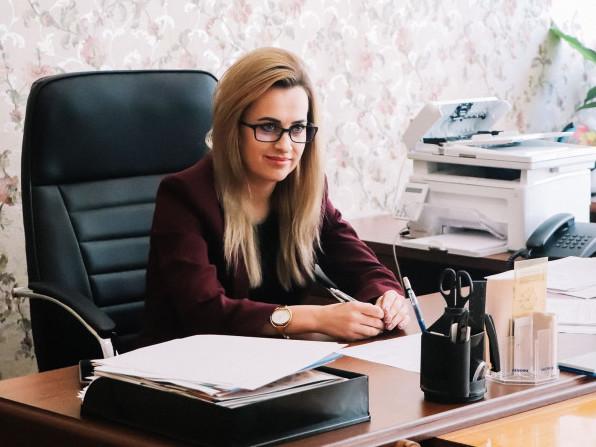 Тетяна Ващук, генеральна директорка КП «Володимир-Волинського ТМО»