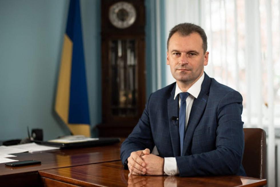 Міський голова Ігор Пальонка