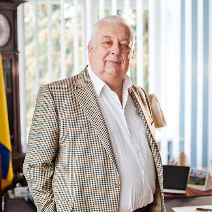 Міський голова Петро Саганюк