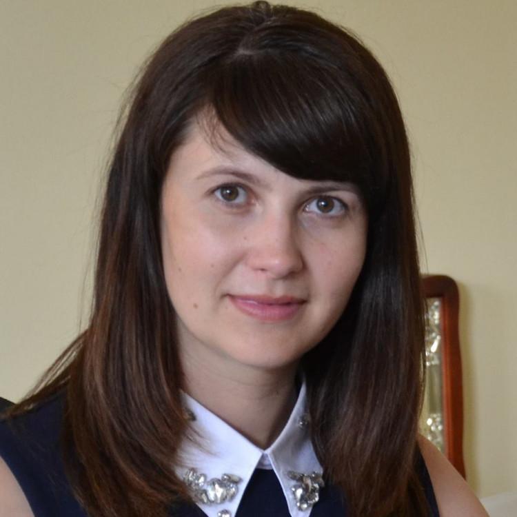 Голова райдержадміністрації Наталія Василець